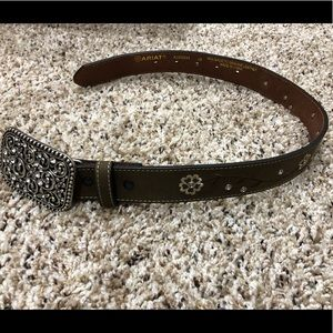 Ariat Toddler Western Belt